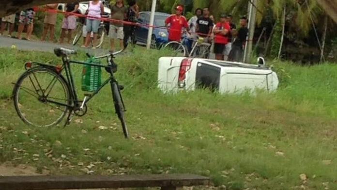 Automobilist die bromfietser doodreed in Suriname heeft geen geldig rijbewijs