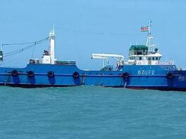 Bouterse: 'Chinese trawlers in Suriname zullen teruggestuurd worden'
