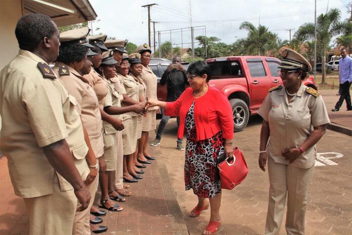 Dc Collectief bespreekt grond- en bosbeleid in Suriname