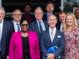 Regering Suriname houdt zesde Politiek Dialoog met de EU