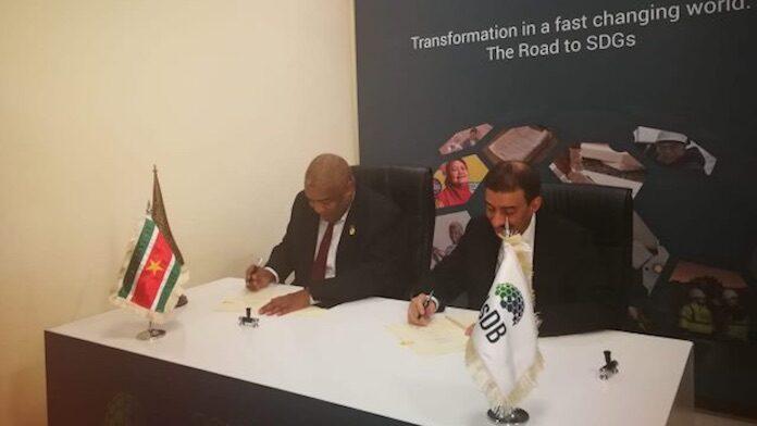 Hoefdraad leent geld bij Islamic Development Bank voor energieproject in Suriname