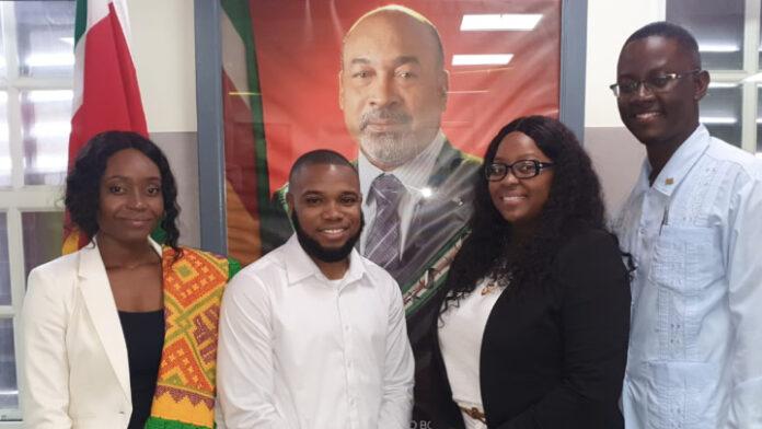 Nieuwe CARICOM- en UN SDG Jeugdambassadeurs in Suriname gekozen
