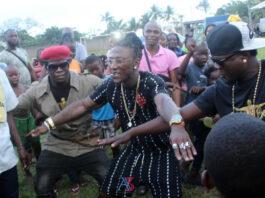 'Dancehall-ster King Koyeba nog steeds geliefd in Suriname'
