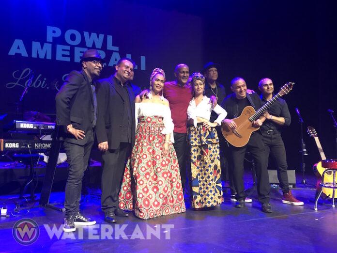 Powl Ameerali sluit Nederlandse tour af in Rotterdam