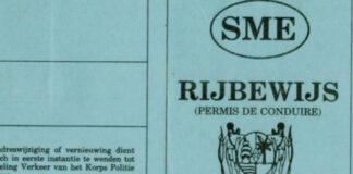 Prijsverhoging van rijbewijs in Suriname gaat voorlopig niet door