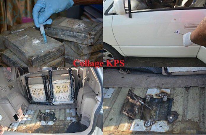 Rippers openen vuur op auto met 33 kg cocaïne, verdachte eigenaar is een Oemrawsingh