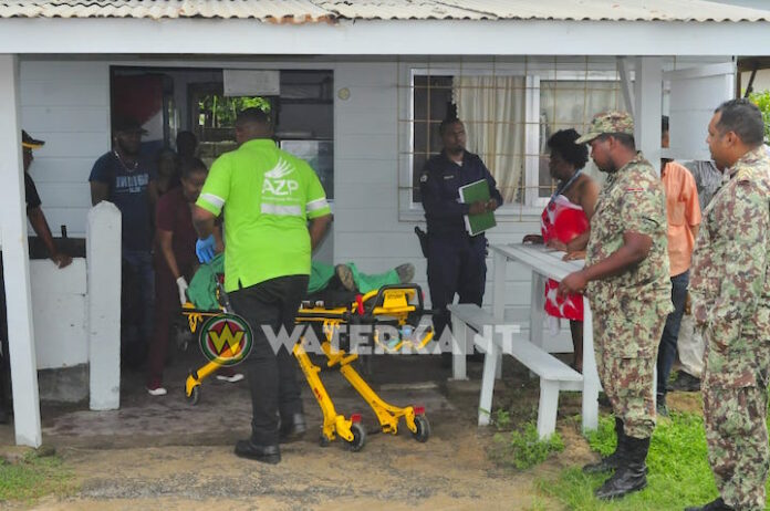 Rover schiet security guard in Suriname neer