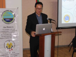 Launch van de National Quality Policy (NQP) in Suriname