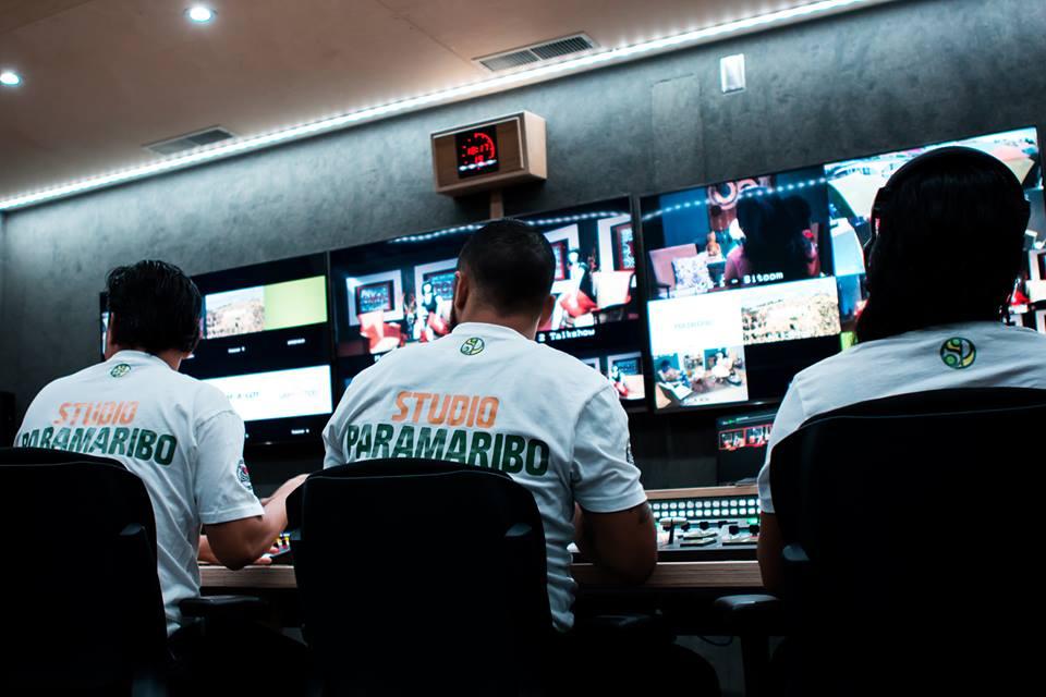 Afbeeldingsresultaat voor Studio Paramaribo begin deze week geopend in Suriname