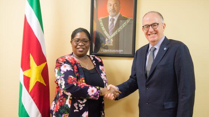 Suriname krijgt speciale aandacht van de Food and Agriculture Organization (FAO)