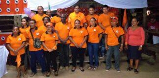 VHP slaat vleugels uit naar Apoera in West Suriname