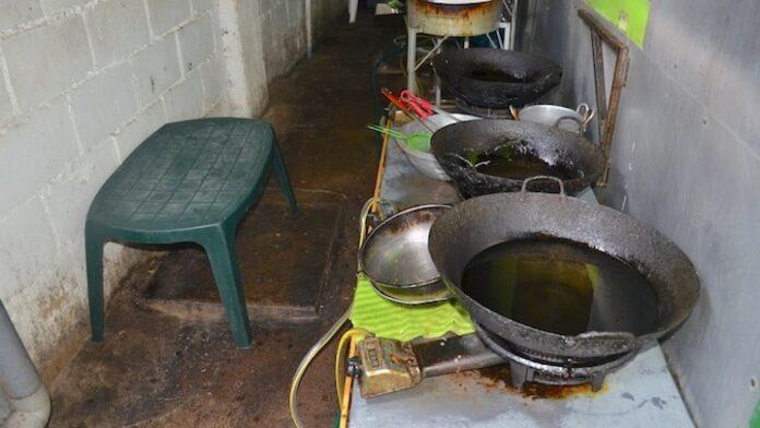 In 1 week vier smerige restaurants in Suriname gesloten