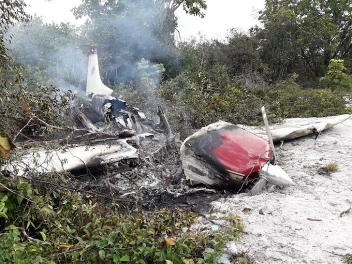 Braziliaans vliegtuig neergestort in Suriname