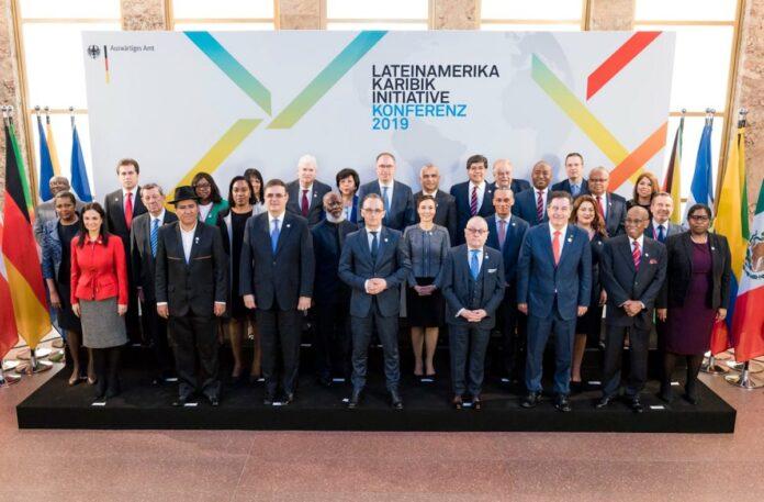 Suriname met delegatie op bezoek in Duitsland