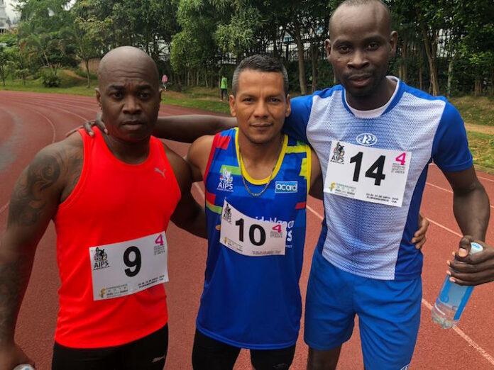 Vier medailles voor Surinaamse sportjournalisten in Colombia