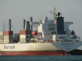 Eastern Bay schip