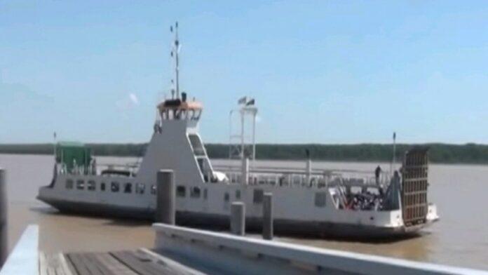 Guyanese veerboot