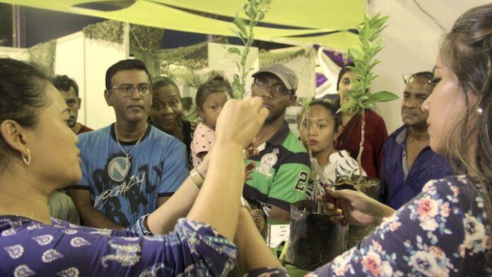 Made in Suriname Agrobeurs zaterdag afgesloten