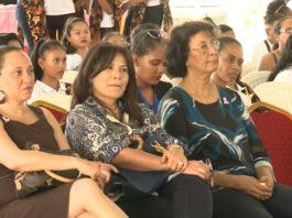 First Lady: 'Maak kanker bespreekbaar in Suriname'