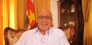 Bouterse: 'Ik heb meer gedaan dan iedere andere president van Suriname'