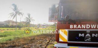 VIDEO: Woning volledig afgebrand in Suriname