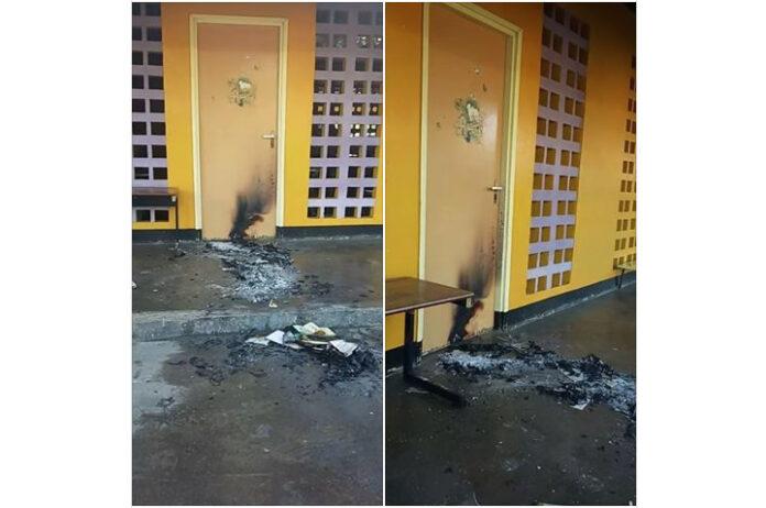 Vernieling aangericht op school in Suriname