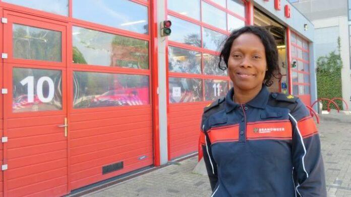 Voor het eerst lopen brandweercollega's uit Suriname mee bij korps in Nederland