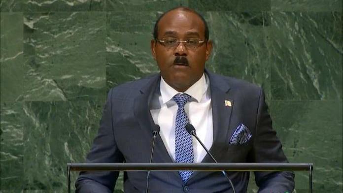Minister-president van Antigua en Barbuda bezoekt Suriname vandaag