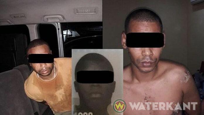 Door Nederland gezochte criminelen in Suriname aangehouden