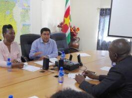 Overeenkomst moet duurzame agrarische ontwikkeling in binnenland Suriname versterken