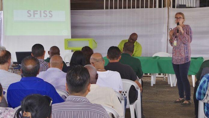 SBB informatiesessie over stopzetten van extensieve houtkap in Suriname