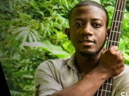 Surinaams musicus Jason Eduwaiti op Amersfoort Jazz Festival