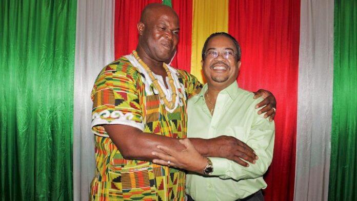 Eenheidsbeweging voor mensen met Afrikaanse roots in Suriname aangekondigd