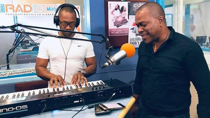 Surinaamse topzanger Bryan Muntslag brengt eerste single uit