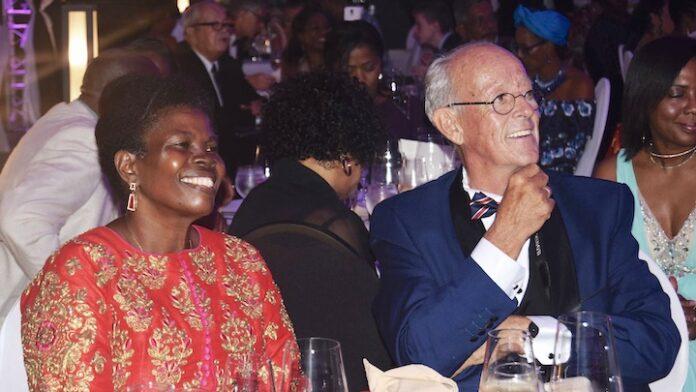 Surinam Airways Fête de la Cuisine 2019, a tribute to Paul Nolet