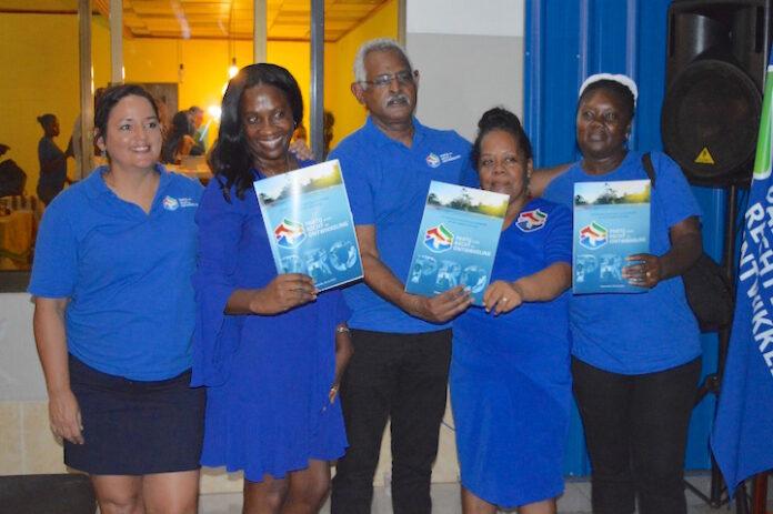 PRO presenteert Ontwikkelingsvisie aan Suriname