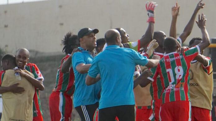 Robin Hood wint en plaatst zich voor Concacaf League