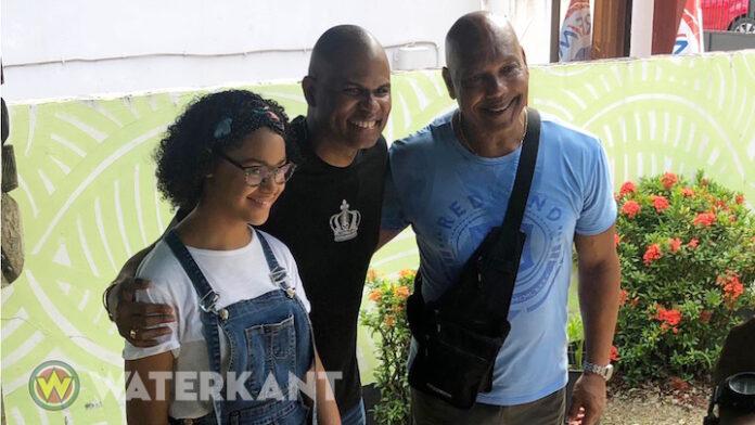 Alle vijf shows Roué Verveer in Thalia Suriname in vijf dagen uitverkocht