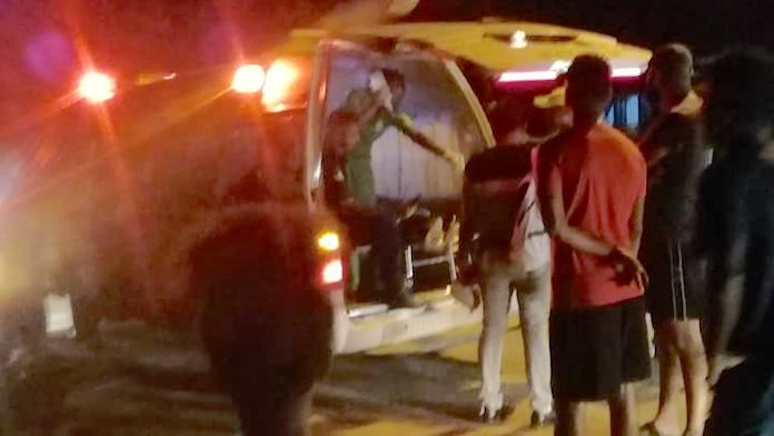 Rover neergeschoten in Suriname