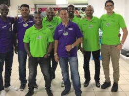 Surinaamse Sportjournalisten naar Zuid-Amerikaanse Spelen