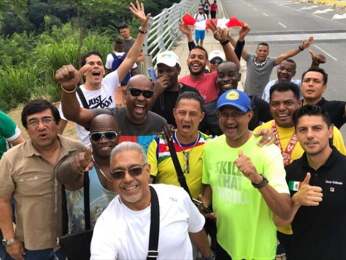Vandaag starten de Zuid-Amerikaanse spelen voor sportjournalisten
