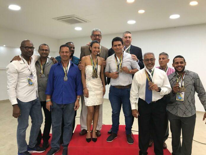 Surinaamse sportjournalisten winnen negen medailles in Colombia