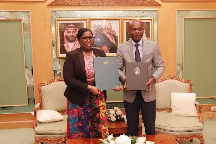 Suriname en Togo ondertekenen Visumafschaffingsovereenkomst