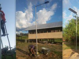 Zuidelijk deel van Suriname krijgt straatverlichting