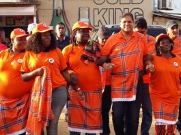 VHP: 'Grote plannen om district Marowijne tot ontwikkeling te brengen'