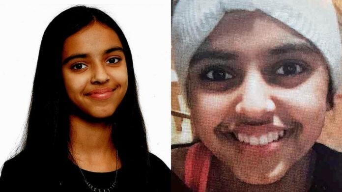 12-jarige Hania vermist