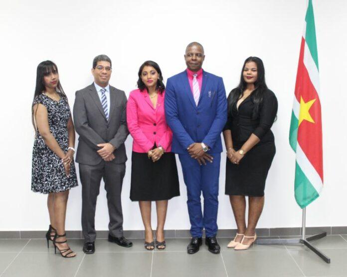 Schrijfjuristen zullen werkdruk rechters in Suriname minimaliseren