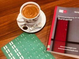 Kenswil & Co NV publiceert de Surinaamse belastingwettenbundel