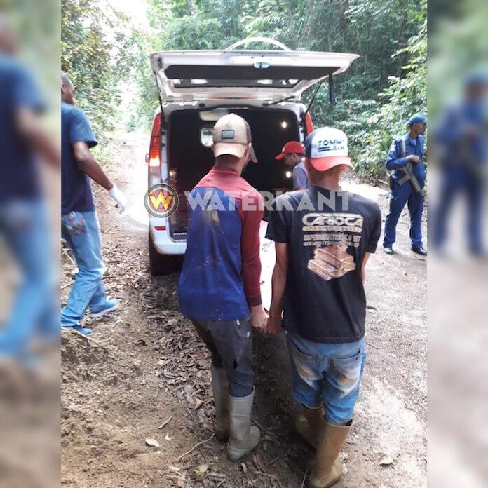 Politie naar Goliath gebied om dood Braziliaanse man te onderzoeken