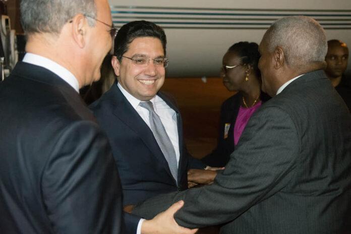 Marokkaanse minister van Buitenlandse Zaken op bezoek in Suriname